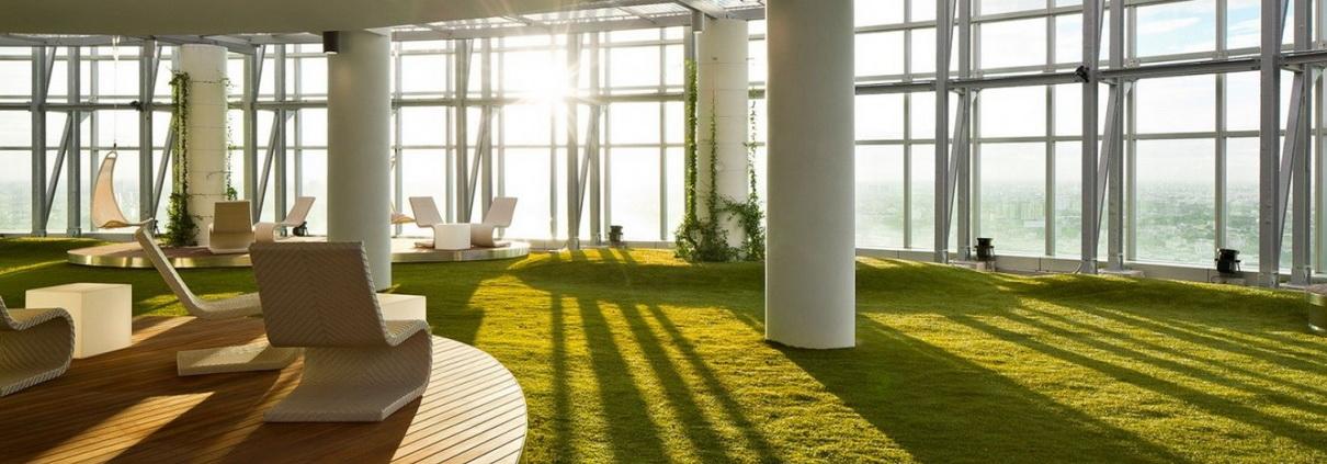 Зелений офіс